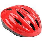 image of Red Kids Bike Helmet (54-58cm)