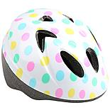 Polka Dot Toddler Bike Helmet (44-50cm)