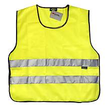 image of WOWOW High Visibility Reflective Yellow Tabard - Extra Large