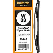 image of Halfords W33 Wiper Blade - Single