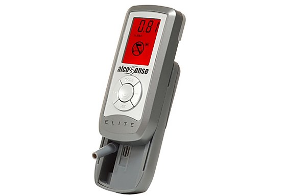 AlcoSense Elite Pocket Breathalyser