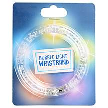 image of Bubble LED Wristband