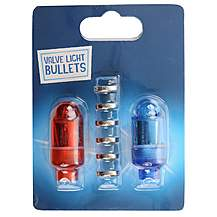 image of Valve Cap Lights - Bullet