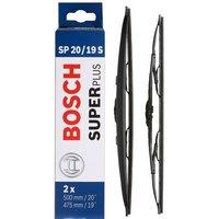 Bosch SP20/19S Wiper Blades - Front Pair