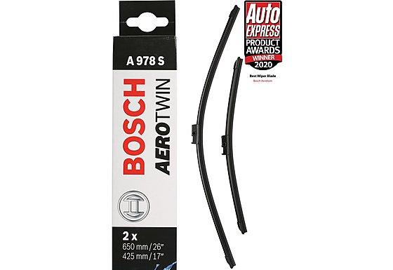 Bosch Aerotwin Flat Set A978S 26/17