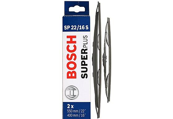 Bosch Wiper Blade Set 22/16 - Standard