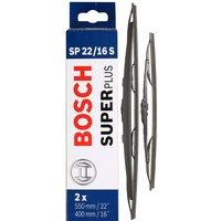 Bosch SP22/16S Wiper Blades - Front Pair