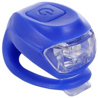 Silicon Bike Light - Blue