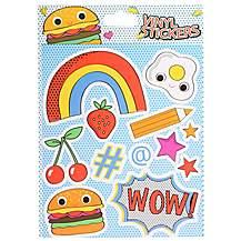 image of Food Vinyl Stickers