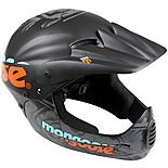 Mongoose Full Face Kids Bike Helmet
