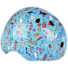 image of Food Junior Bike Helmet (54-58cm)