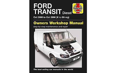 image of Haynes Ford Transit Diesel (Oct 00 - Oct 06) Manual