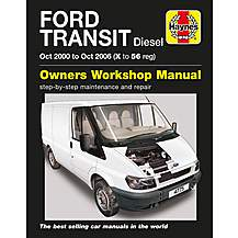 image of Haynes Ford Transit Diesel (Oct 00 - Oct 06) Manual