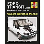 Haynes Ford Transit Diesel (Oct 00 - Oct 06) Manual