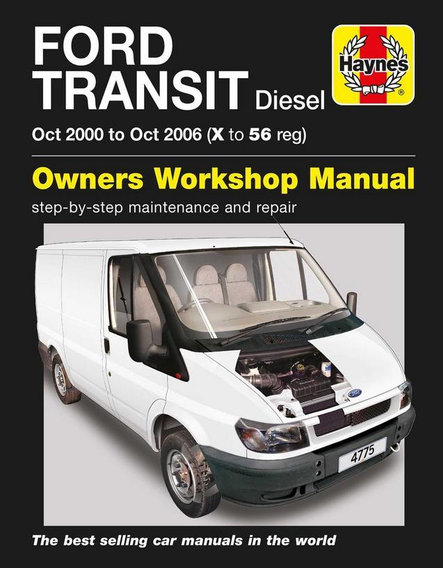 Haynes Ford Transitsel Oct  Manual