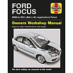 image of Haynes Ford Focus (05-09) Manual
