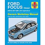 Haynes Ford Focus Diesel (05-09) Manual
