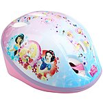 image of Disney Princess Kids Bike Helmet (48-52cm)