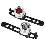 image of Micro Alloy Bike Light Set - 2015