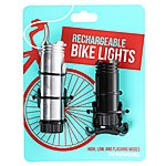 image of Rechargeable Bike Light Set - 2015