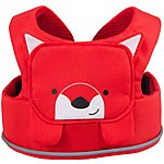 image of Trunki ToddlePak Felix Fox Fuss Free Toddler Reins