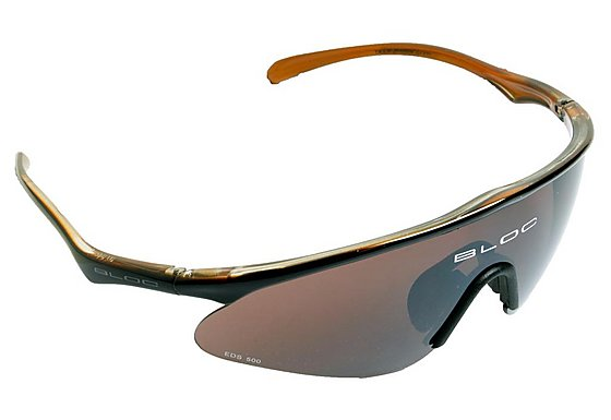 Bloc W092 Stealth Cycling Glasses