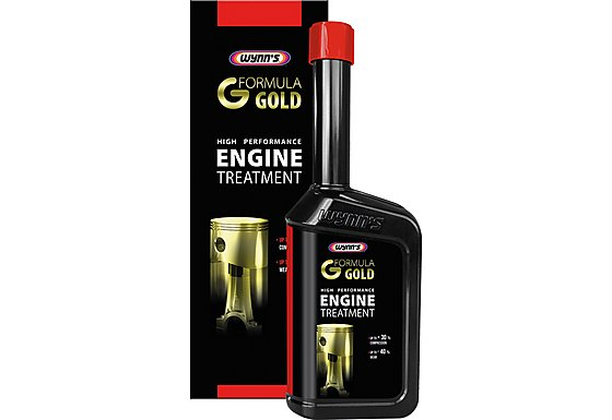 Wynn's Formula Gold Engine Treatment 500ml