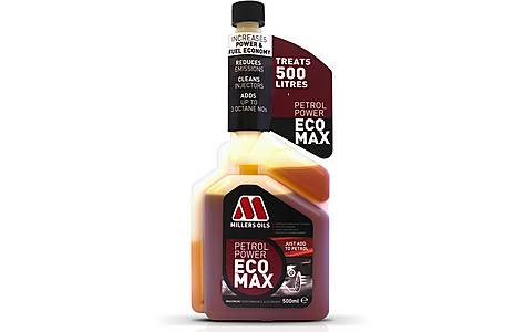 image of Millers Petrol Power Ecomax 500ml