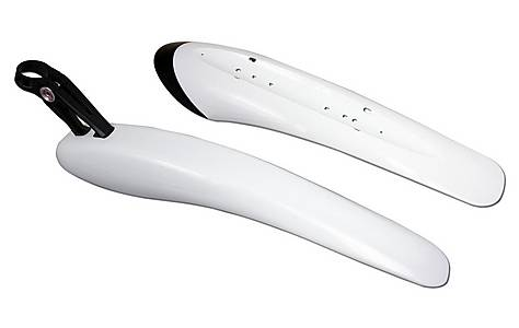 image of Crud Race Pac Bike Mudguard Set - White
