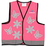 LittleLife Reflective Safety Vest - Pink