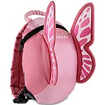 image of LittleLife Butterfly Toddler Daysack with Reins