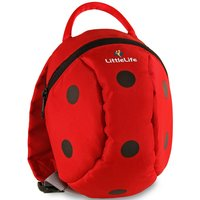 LittleLife Ladybird Toddler Daysack with Reins