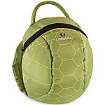 image of LittleLife Turtle Toddler Daysack with Reins
