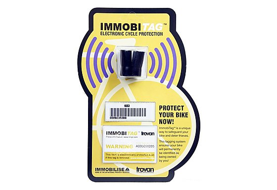 ImmobiTag Electronic Cycle Protection