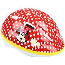 image of Disney Minnie Mouse Kids Bike Helmet (50-54cm)