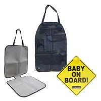Halfords 3 in 1 Child Seat Essentials Pack