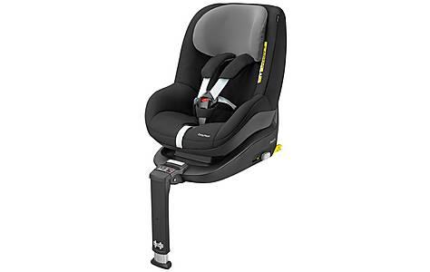 image of Maxi-Cosi 2way Duo Pack Child Car Seat - Black Raven