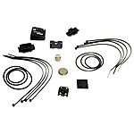 image of Bikehut 11 & 13 Function Cycle Computer Spare Fitting Kit