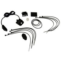 Halfords 8, 10 & 12 Function Cycle Computer Spare Fitting Kit