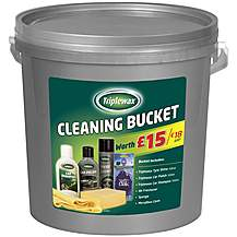 image of Triplewax Car Cleaning Bucket