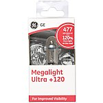image of GE Megalight Ultra +120 Premium Bulb 477 x 1