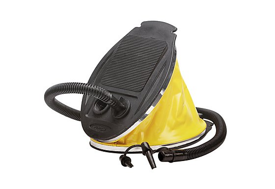 Halfords 3L Foot Pump