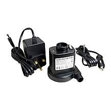 image of Halfords Mains & 12v Electric Pump