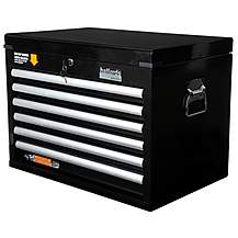 image of Halfords Industrial 6 Drawer Ball Bearing Tool Chest