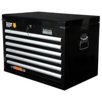 Halfords Industrial 6 Drawer Ball Bearing Tool Chest