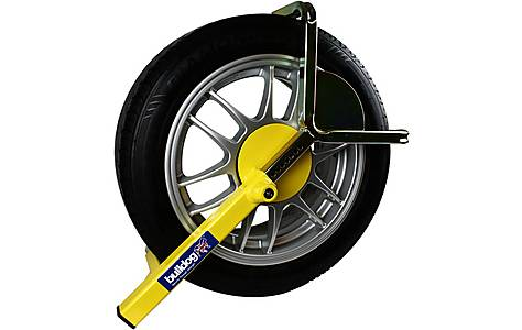 image of Bulldog High Security Wheel Clamp