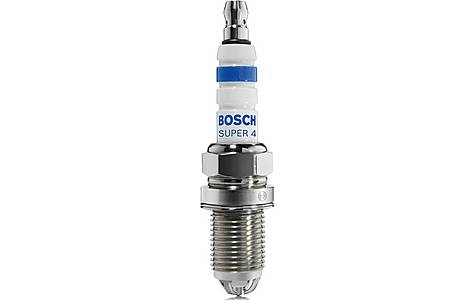 image of Bosch 520 Super 4 Spark Plug x4