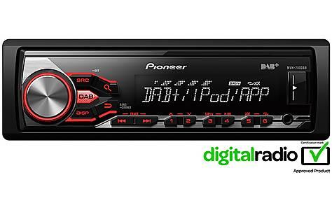 image of Pioneer MVH-280DAB Car Stereo
