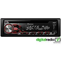 image of Pioneer DEH-4800DAB Car Stereo
