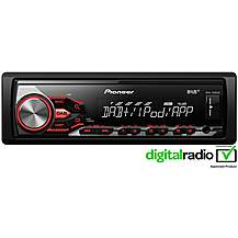 image of Ex Display Pioneer MVH-280DAB Car Stereo